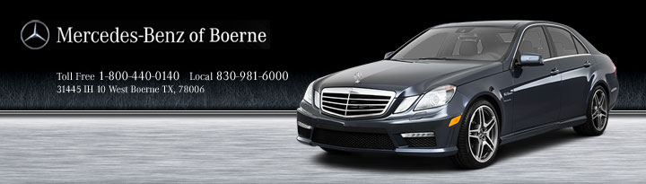 Mercedes Benz Of Boerne >> Mercedes-Benz of Boerne